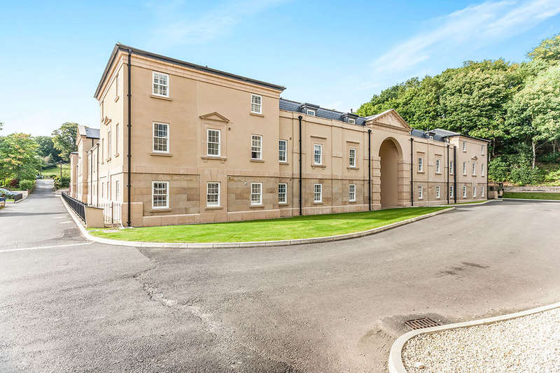 2 Bedrooms Flat for rent in The Courtyard, Axwell Park, Blaydon-On-Tyne, NE21