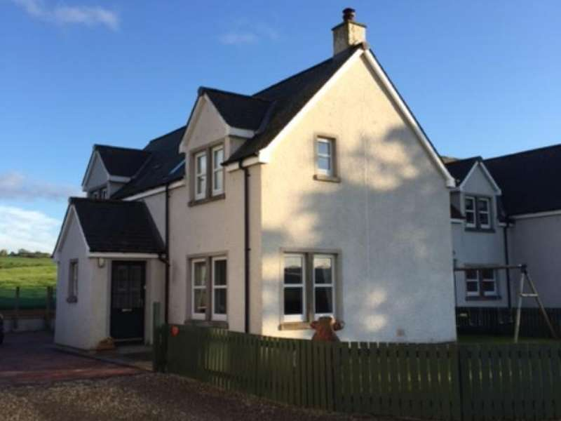 4 Bedrooms Link Detached House for sale in 2 Corntown Dairy, Conon-bridge, Dingwall, Inverness, IV7 8DN