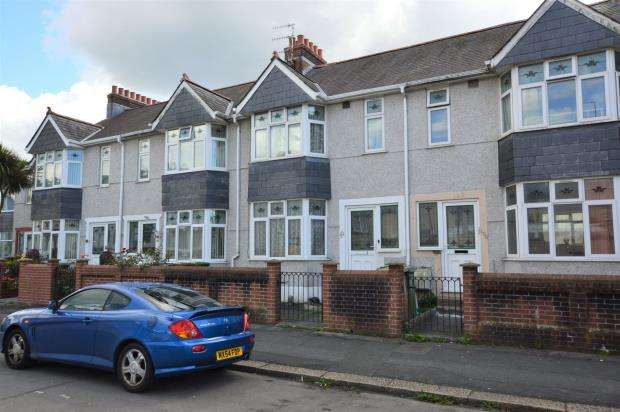 3 Bedrooms Terraced House for sale in Mainstone Avenue, Plymouth, Devon