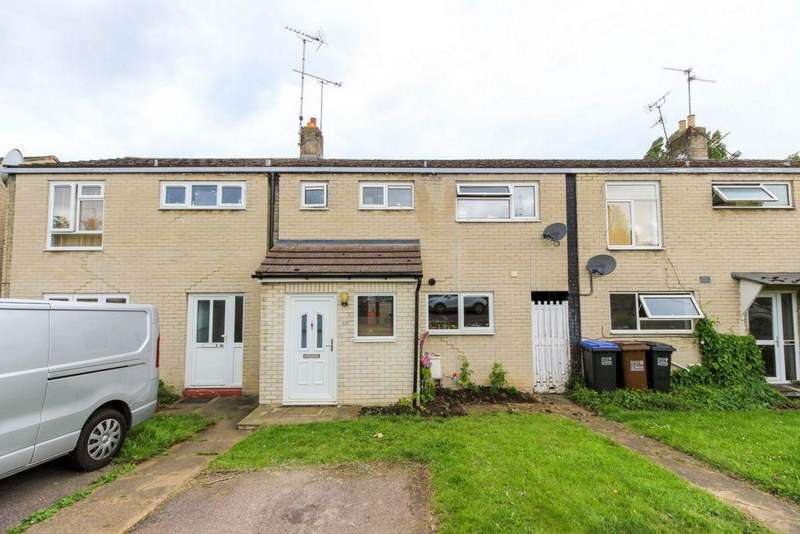 3 Bedrooms Terraced House for sale in Badger Way, Hatfield, AL10