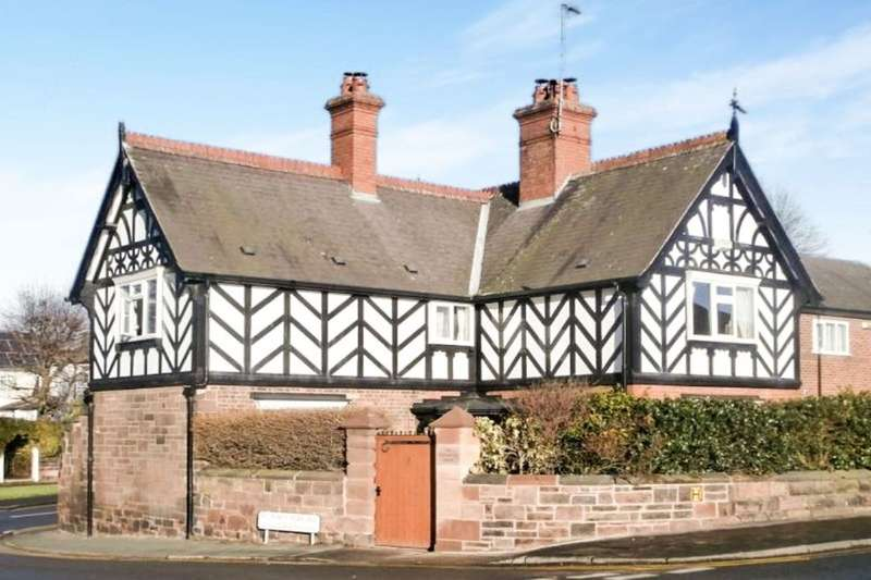 4 Bedrooms Detached House for sale in Hoole Road, Chester, CH2