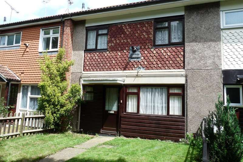 3 Bedrooms Terraced House for sale in Edinburgh Way, Basildon SS13