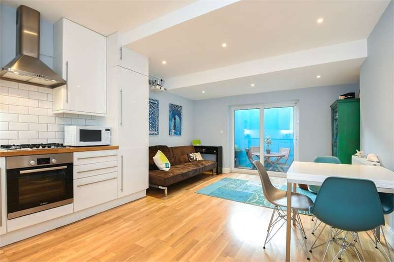 1 Bedroom Flat for sale in Fleece House, 160 Abbey Street, London Bridge, SE1
