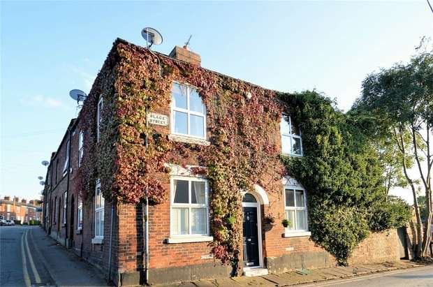 2 Bedrooms Terraced House for sale in Slack Street, Macclesfield, Cheshire