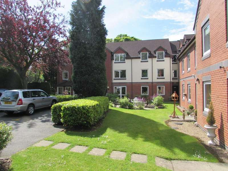 2 Bedrooms Apartment Flat for sale in Grange Road, Solihull