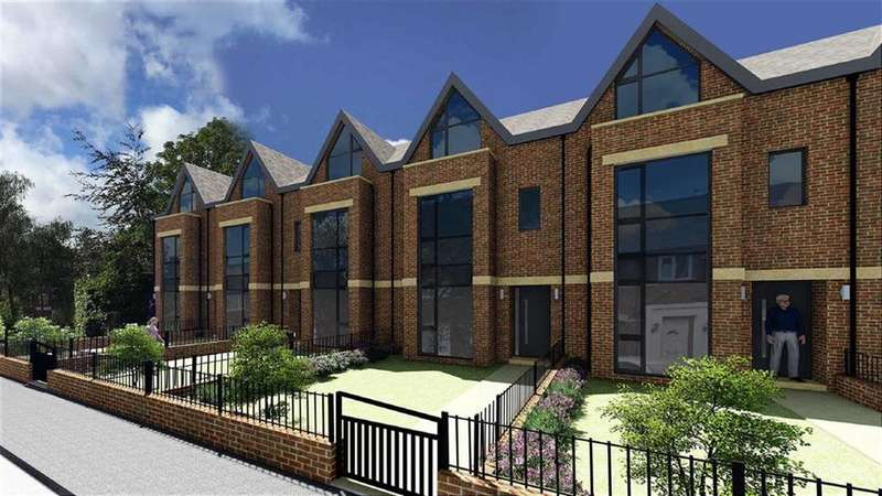 4 Bedrooms Town House for sale in Cranleigh Mews, Sale, M33