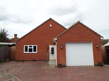 Bungalow for sale in Forester Road, Mapperley, Nottinghamshire