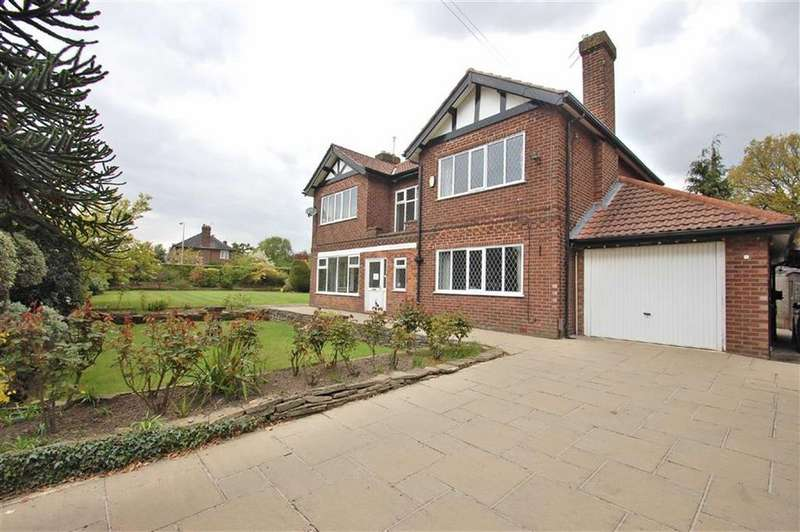 4 Bedrooms Detached House for sale in Ramsdale Road, Bramhall, Cheshire