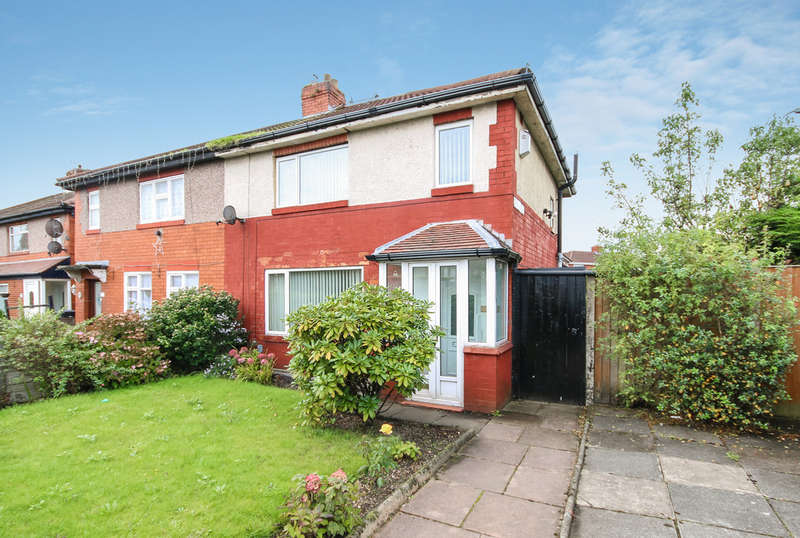 3 Bedrooms Semi Detached House for sale in Canning Road, Southport