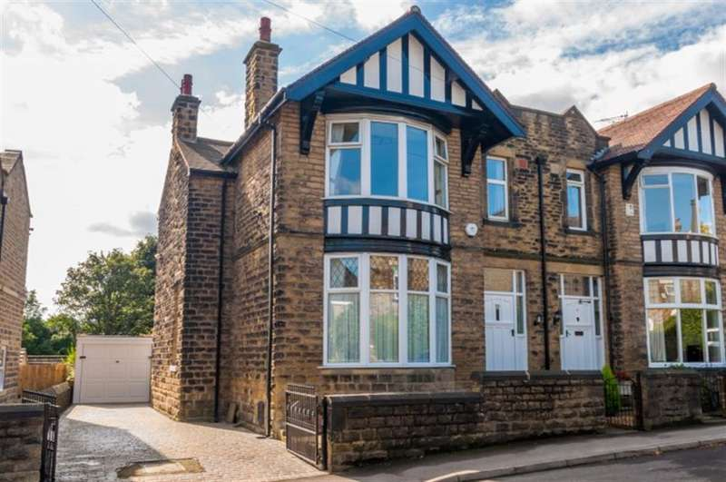 3 Bedrooms Semi Detached House for sale in New Street, Pudsey, LS28