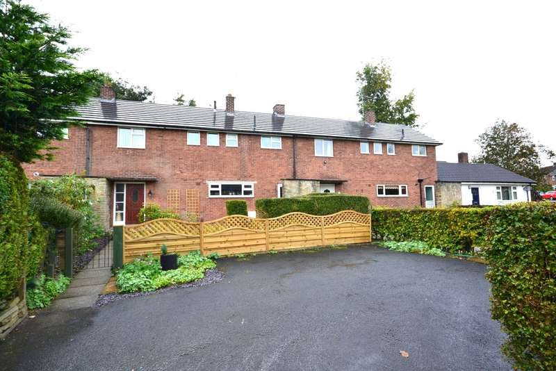 4 Bedrooms Terraced House for sale in Bostock Road, Macclesfield