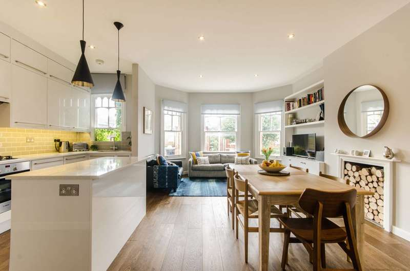 3 Bedrooms Flat for sale in Melrose Avenue, Willesden Green, NW2