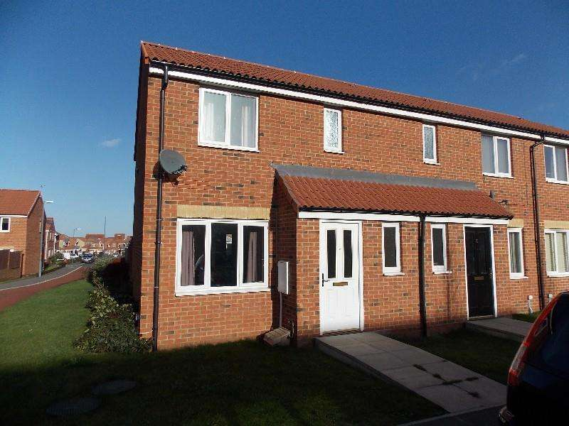 3 Bedrooms End Of Terrace House for sale in Broad Oaks Way Ingleby Barwick, Stockton On Tees