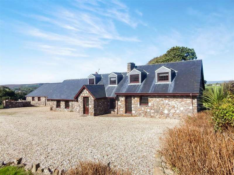 4 Bedrooms Detached House for sale in Reynoldston, Gower