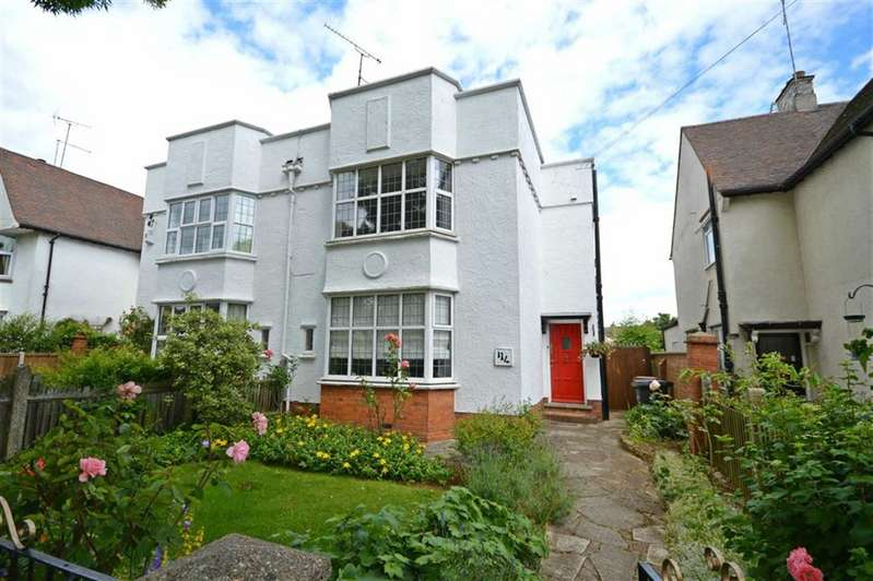 3 Bedrooms Semi Detached House for sale in Abington