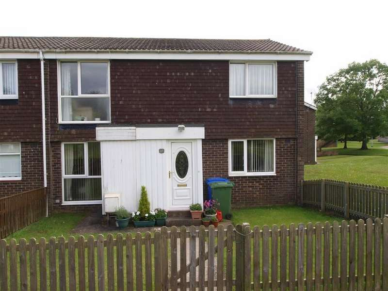 2 Bedrooms Apartment Flat for sale in Crofthead Drive, Cramlington