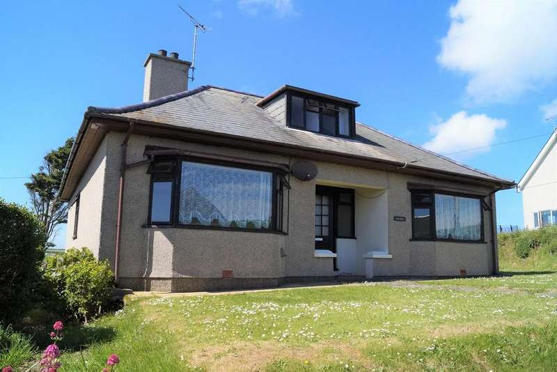 4 Bedrooms Detached House for sale in Aberdaron, Pwllheli
