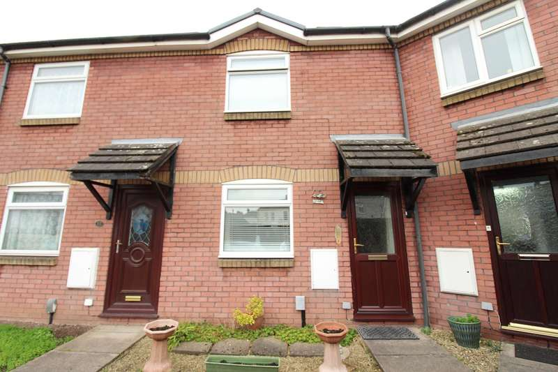 2 Bedrooms Terraced House for sale in Orchard Mews, Newport, NP19