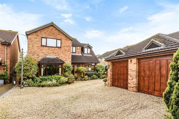 4 Bedrooms Detached House for sale in Payne Road, Wootton