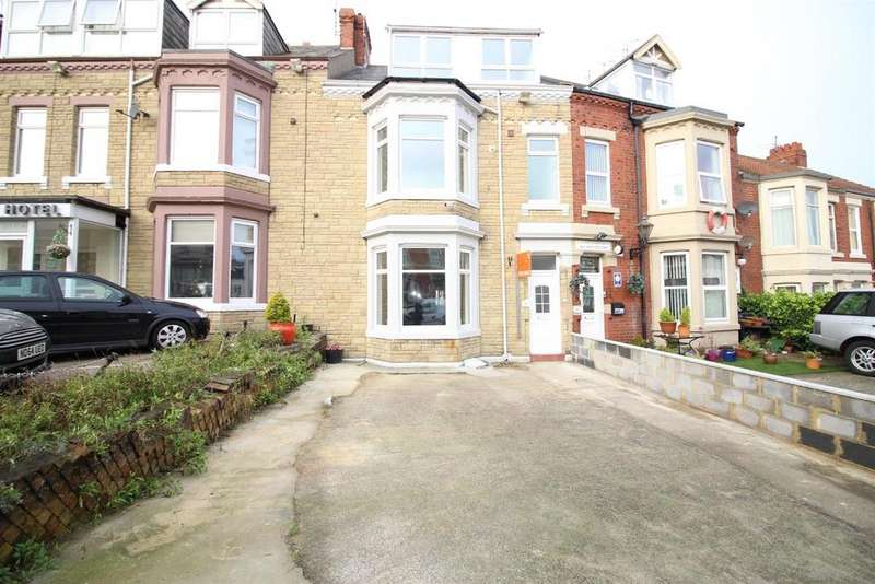 4 Bedrooms Terraced House for sale in North Parade, Whitley Bay