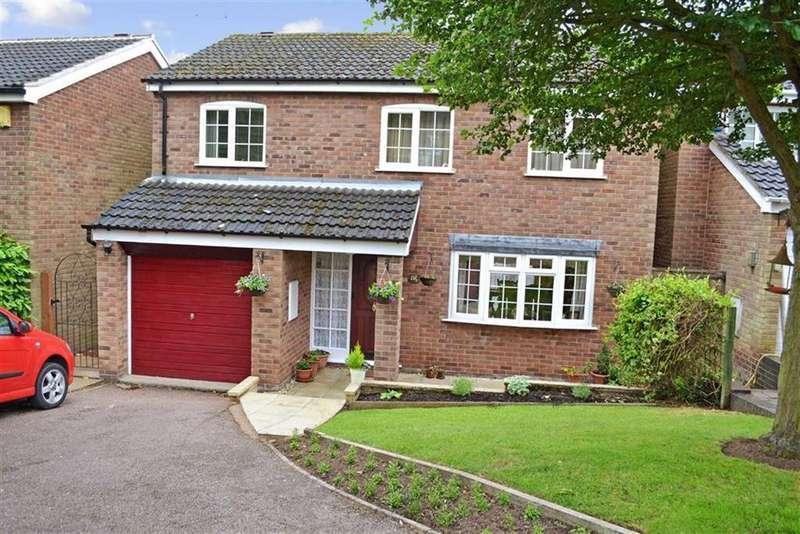 4 Bedrooms Detached House for sale in Desford