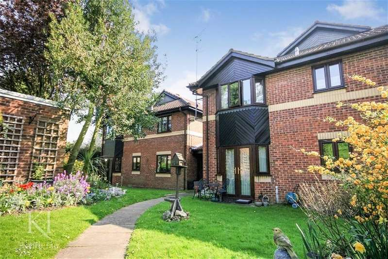2 Bedrooms Retirement Property for sale in The Spinney, Cheshunt