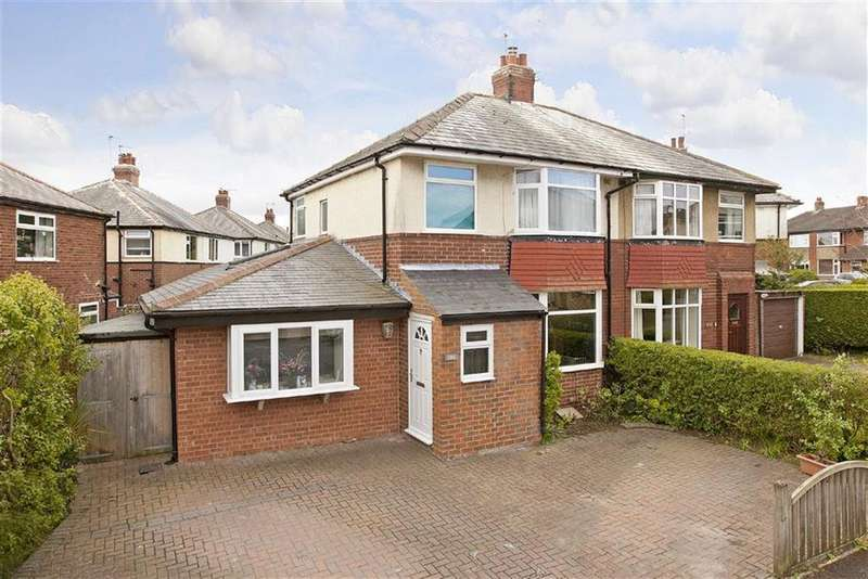 4 Bedrooms Semi Detached House for sale in Harlow Park Crescent, Harrogate