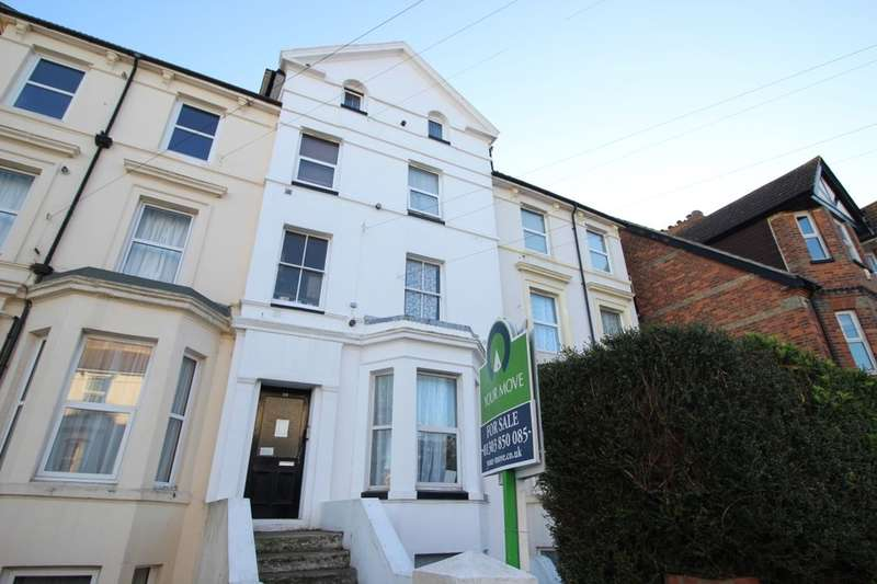 1 Bedroom Flat for sale in Radnor Bridge Road, Folkestone, CT20