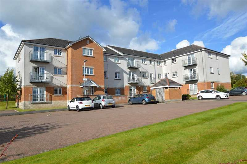 2 Bedrooms Apartment Flat for sale in Stewartfield Gardens, East Kilbride
