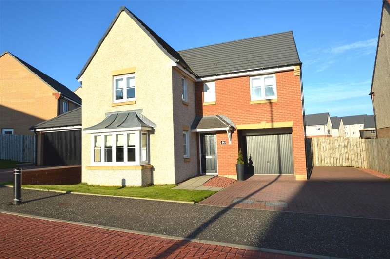 4 Bedrooms Detached House for sale in Cook Cres, Motherwell