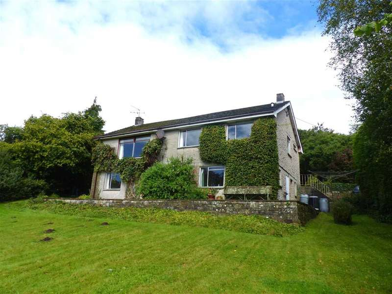 4 Bedrooms Detached House for sale in The Slade, Boughspring, Tidenham, Chepstow