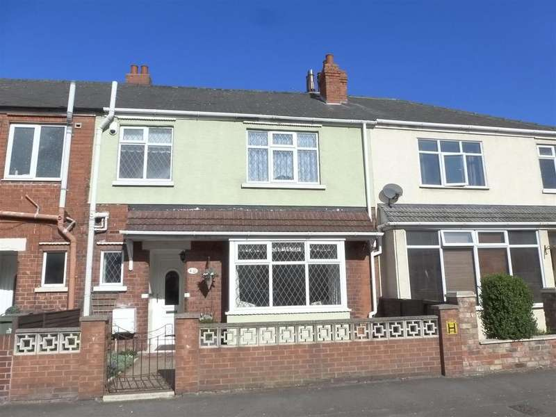 3 Bedrooms Terraced House for sale in Lestrange Street, Cleethorpes