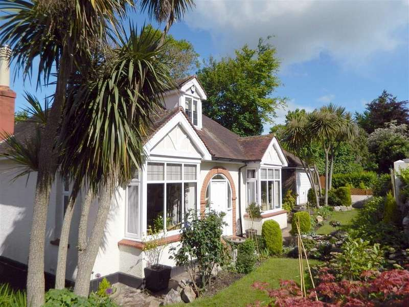 4 Bedrooms Detached House for sale in Teignmouth Road, Torquay, Devon, TQ1