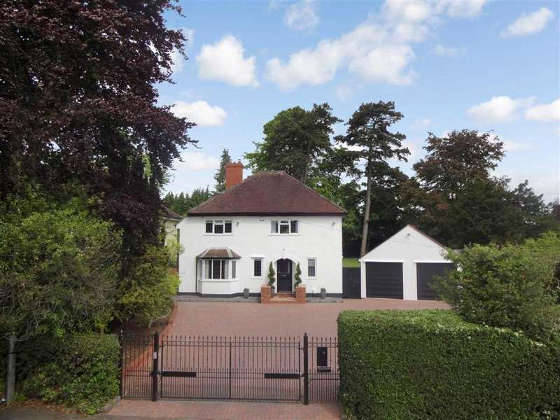 4 Bedrooms Detached House for sale in Dunley Road, Stourport-on-Severn, Worcestershire