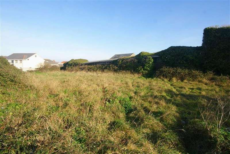 Land Commercial for sale in Mount Wise, Newquay, Cornwall, TR7