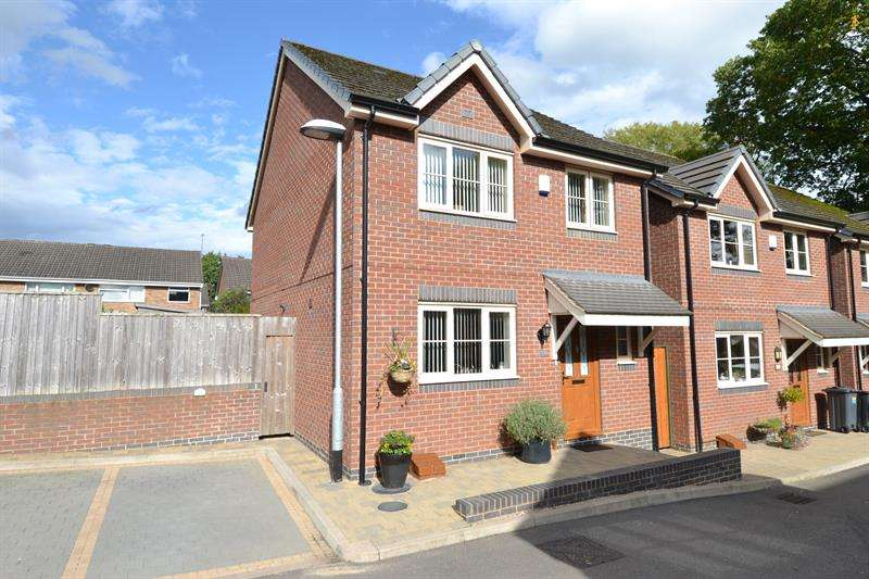 3 Bedrooms Detached House for sale in Jubilee Close, Northfield, Birmingham