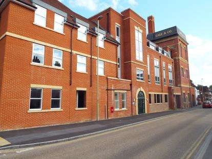 1 Bedroom Flat for sale in London Road, Horndean, Hampshire