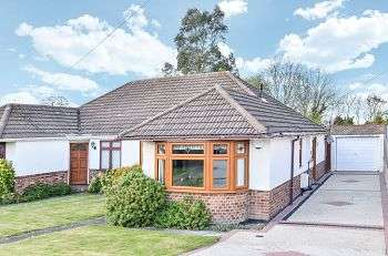 2 Bedrooms Property for sale in Fosters Close, Elmstead Woods, Chislehurst, Kent, BR7 6NG