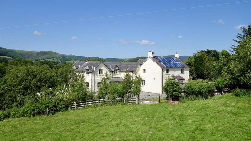 6 Bedrooms Detached House for sale in Cilycwm, Llandovery