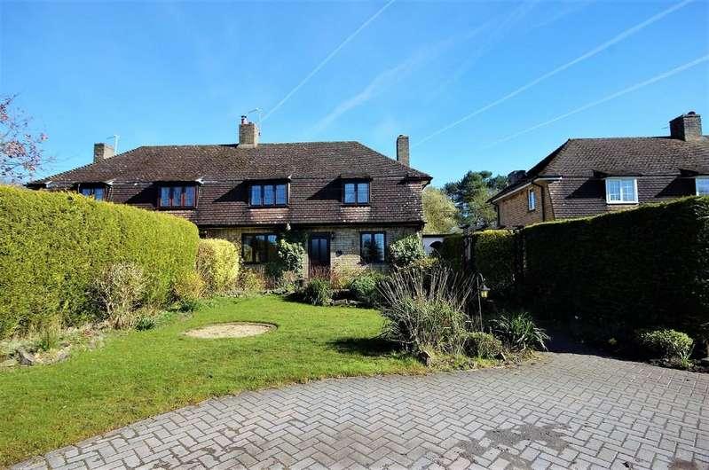 3 Bedrooms Semi Detached House for sale in Hoop Lane, Apley, Market Rasen