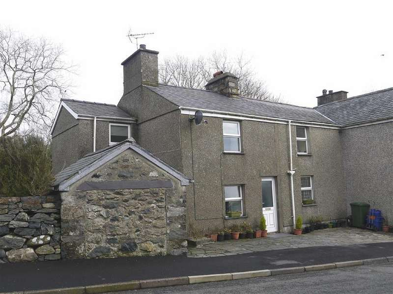 3 Bedrooms Cottage House for sale in Garndolbenmaen, Gwynedd