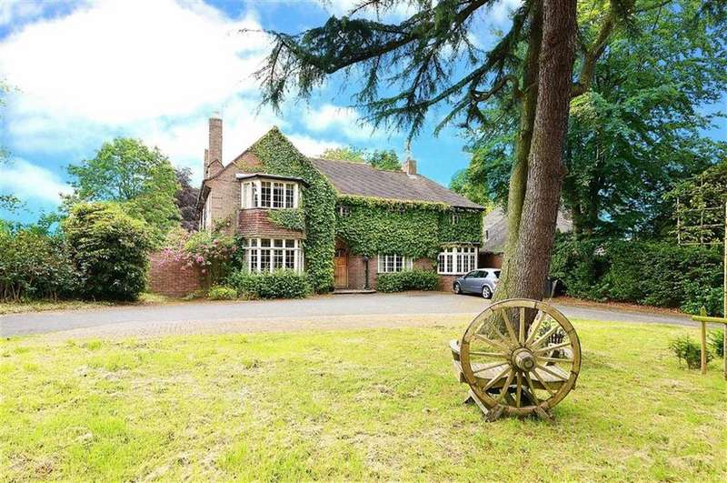 4 Bedrooms Detached House for sale in Aldridge Road, Sutton Coldfield