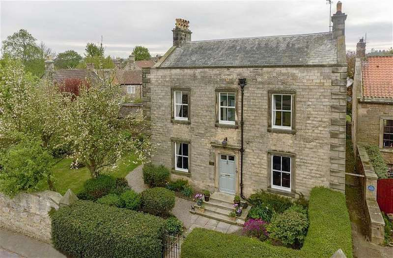 5 Bedrooms Detached House for sale in North Green, Staindrop, Darlington, County Durham