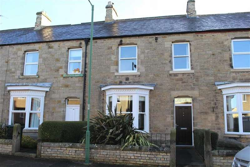 3 Bedrooms Terraced House for sale in Kirk View, Barnard Castle, County Durham