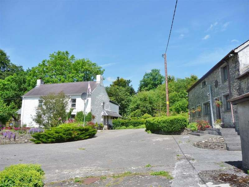 8 Bedrooms Land Commercial for sale in Llansawel, Llandeilo