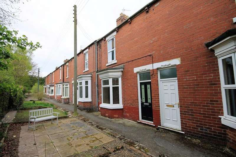 2 Bedrooms Terraced House for sale in Coronation Terrace, Willington, Crook