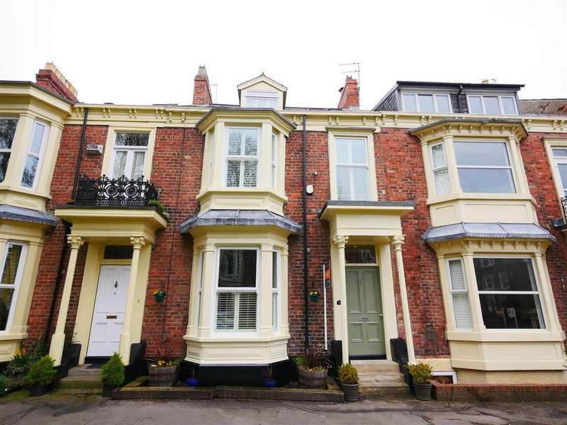 4 Bedrooms Terraced House for sale in Belle Vue Park, Ashbrooke, Sunderland
