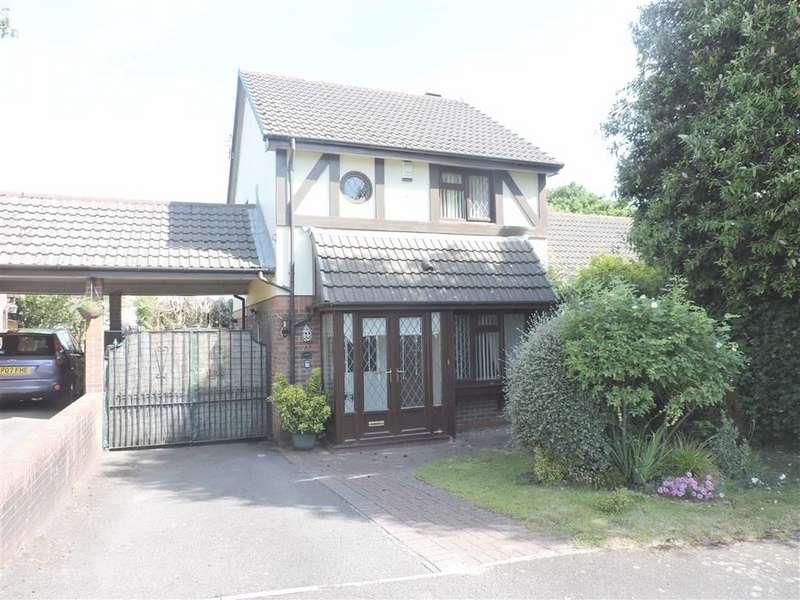 3 Bedrooms Semi Detached House for sale in Clos Pengelli, Grovesend