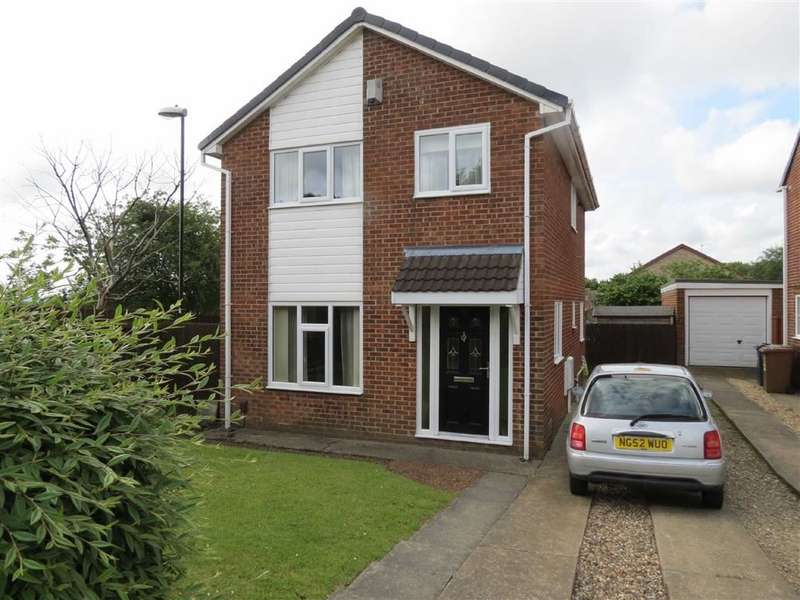 3 Bedrooms Detached House for sale in Morpeth Close, Oxclose, Washington