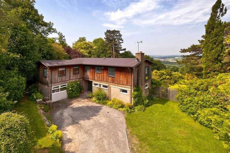 4 Bedrooms Detached House for sale in West Road, Goudhurst, TN17